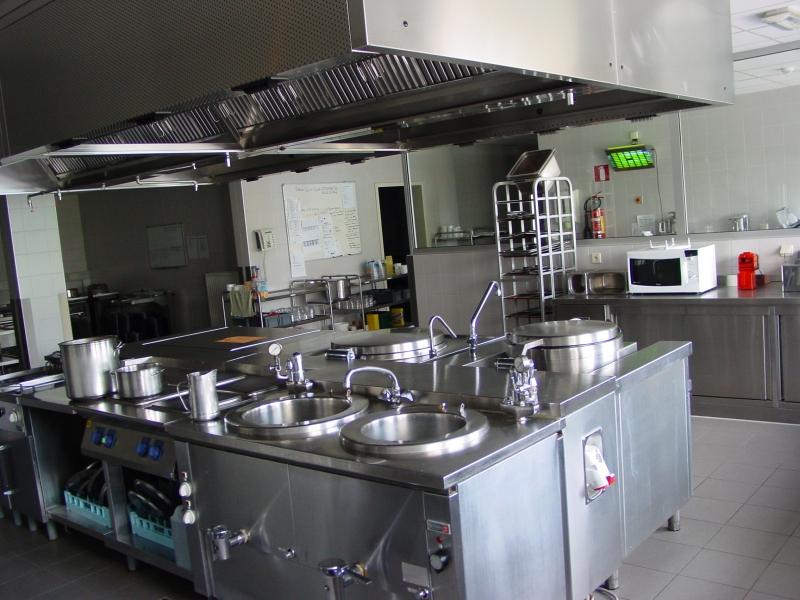 Industri le keuken for Horeca keukens tweedehands